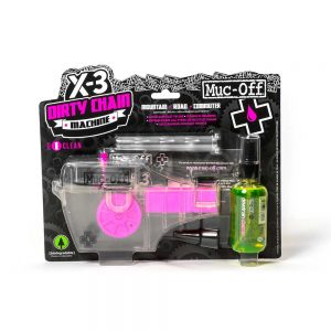 Muc-Off X-3 Dirty Chain Machine packaging